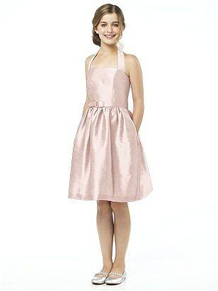 Alfred Sung Junior Bridesmaid Style JR500 http://www.dessy.com/dresses/junior-bridesmaid/jr500/