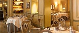 Westminster Hotel, Paris, Le Céladon Restaurant, One Michelin Star