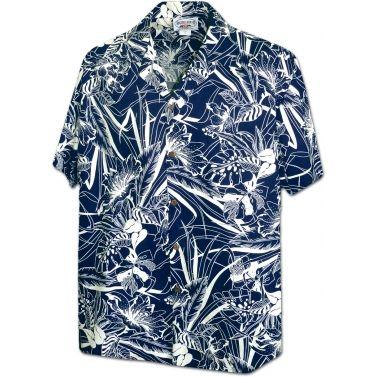 chemise hawaienne ... LAU