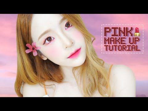 Pink Makeup 🎀|ROSEHA