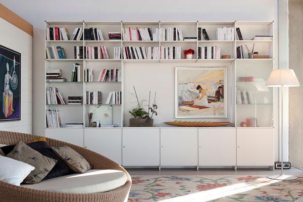 Pure White Bookcase 14 Versatile and Bright Bookcase for Home or Office: The Pure White Bookcase