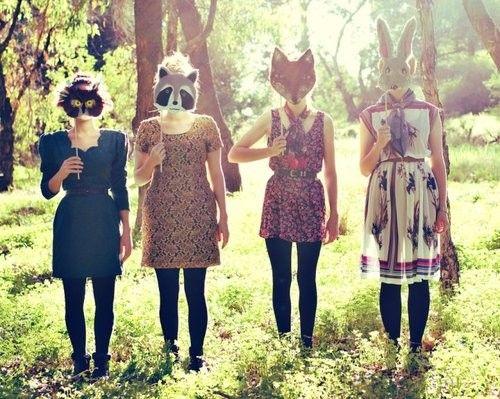 animal themed photoshoot