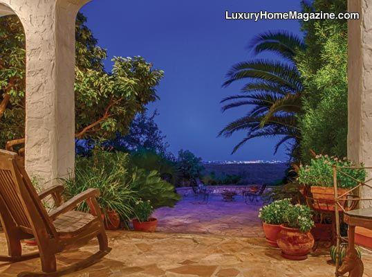 Attractive Authentic Spanish Architecture In San Antonio, TX #luxury #homes #house # Patio