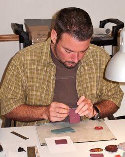 Cynthia Blanton Studio: Workshop with Dan Cormier