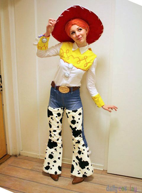 Jessie From Toy Story Series In 2019 Jessie Costumes
