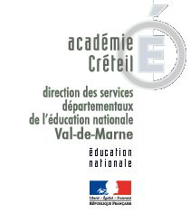 DSDEN du Val-de-Marne: Guide du débutant