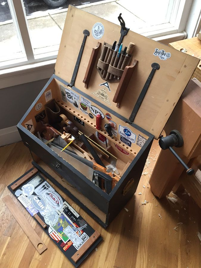 Dutch Tool Chest For Sale No Not The Exact One Pictured