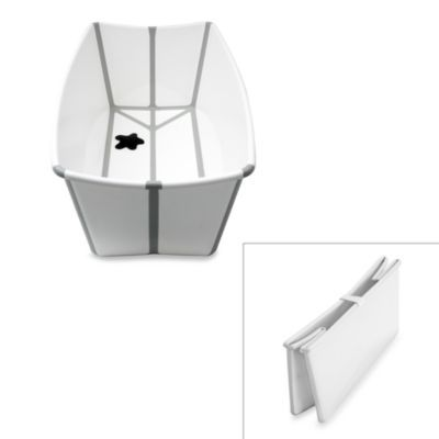 Prince Lionheart 174 Flexi Bath In White For Possible Shower