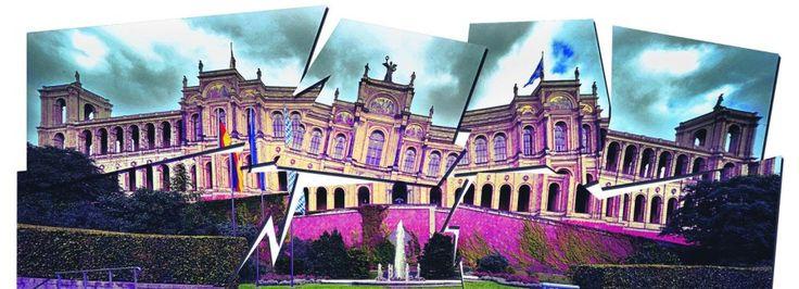 Ort der gepflegten Langeweile: Im Bayerischen Landtag ist die Krise des Parlaments selbst zum Thema geworden.