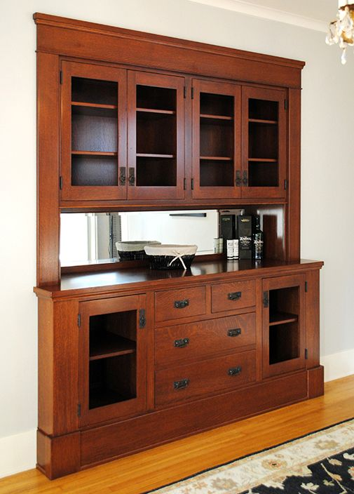 41 best images about Furniture for custom build – Arts and Crafts Bookcases