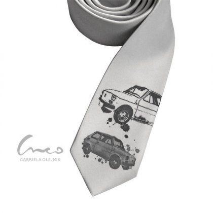 Krawat Maluch (proj. Creo)