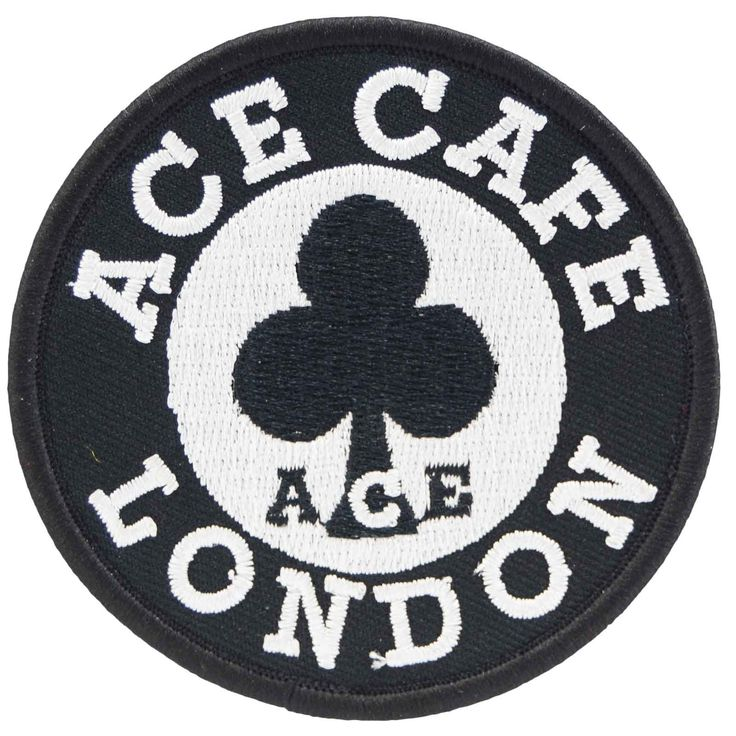 Ace Cafe London Iron On Patch | Iron On Patches | Pinterest | Patches And Cafes