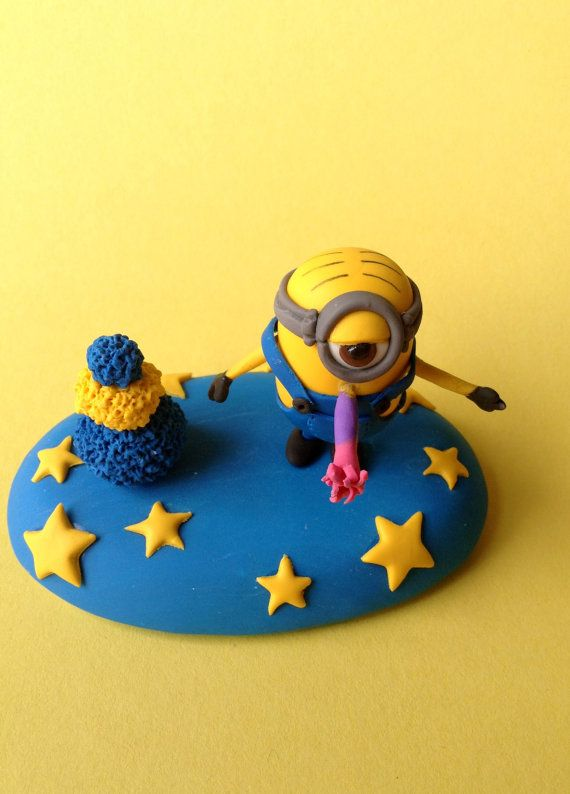 Minion Paperweight Photo Holder Minion Bedroom Card Holder Despicable Me Minions For Kids Minion Nursery Ideas Minion Decor
