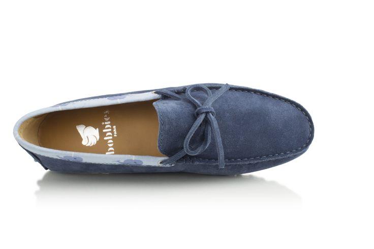 Le Pirate Bleu Motif Baleine #baleine #shoes #blue #news