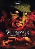 Wishmaster 4: The Prophecy Fulfilled [DVD] [English] [2002]