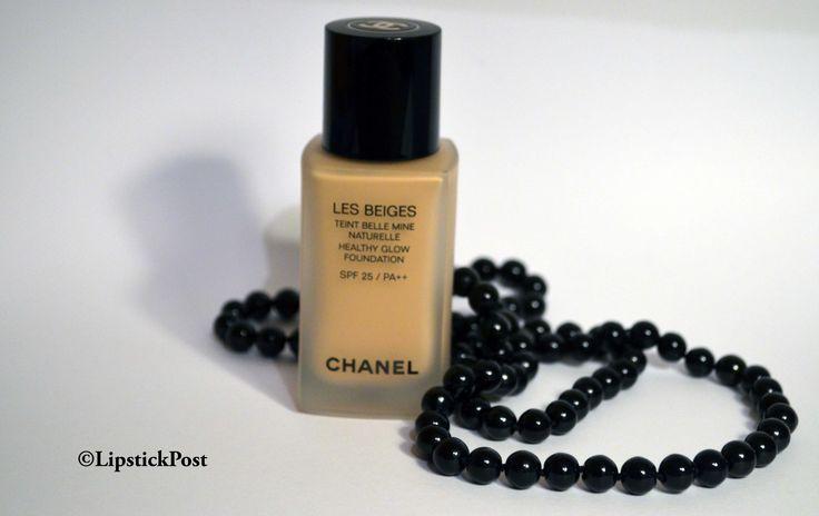 Review: #lesbeiges  il nuovo #fondotinta di #Chanel