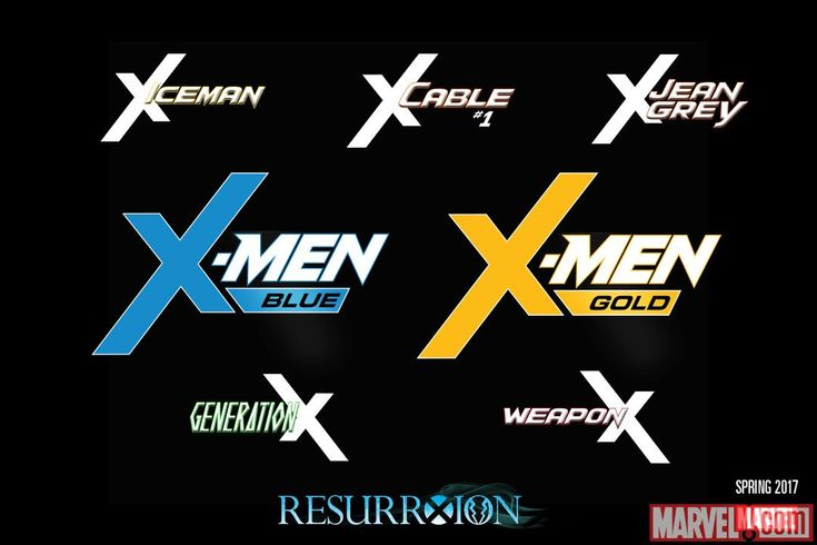 Could X-Men Resurrxion Be Heading To Marvel Games?