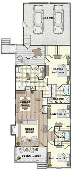 BSA Home Plans: Chapman Cottage Historic