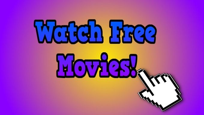 Want to watch free movies online without downloading ? Check out these websites to watch your favorite movies and TV shows online for free.