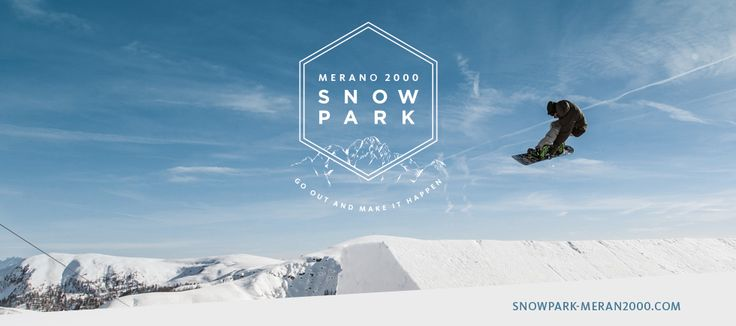 NEW! Snow Park Merano 2000