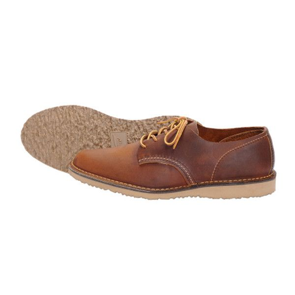 Red Wing Weekend Oxford   Copper Rough & Tough   3303