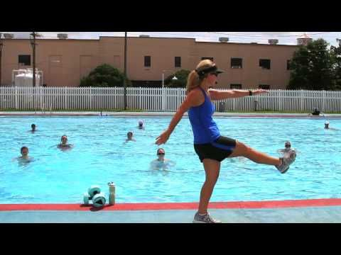 Best 25 Water Aerobic Exercises Ideas On Pinterest