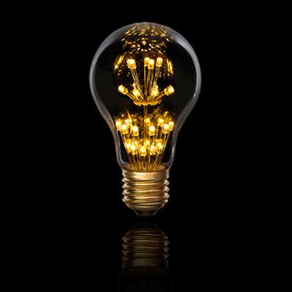 Cleveland Vintage Lighting™ Edison Bulbs: 4 Tier Chandelier LED Vintage Light Bulb