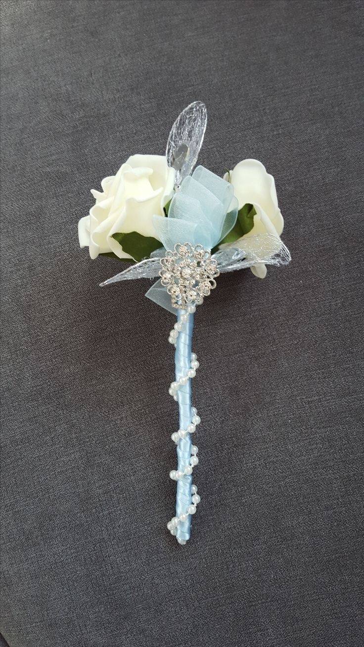 Floral Wand