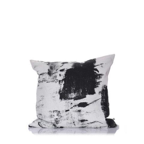 mercury small silk cushion – PENNEY + BENNETT $179 with inner