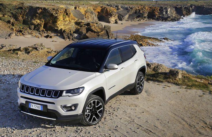 """Jeep Compass: candidata al premio """"Volante d'Oro"""" tra le SUV compatte"""