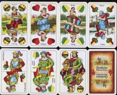 Koupit starý hrací karty