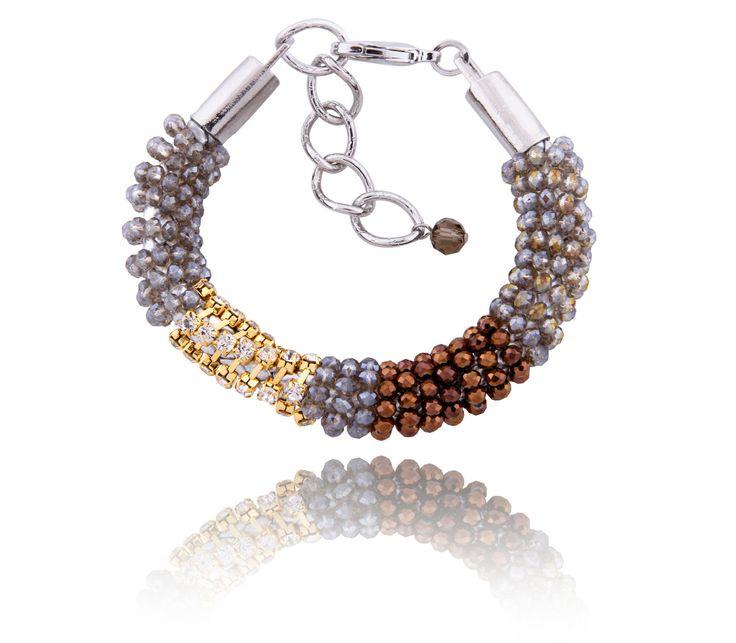 Bransoletka BMS0260 #ByDziubeka #bracelet #bransoletka #jewelry #gift #prezent