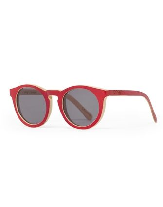 Proof Hayburn Sunglasses - Red Grey
