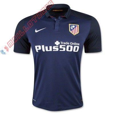 Nouveau maillot de foot extérieur Atletico Madrid 2016 €18.99