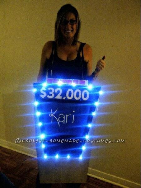 Coolest Final Jeopardy Halloween Costume That Lights Up! & 307 best Halloween Costumes images on Pinterest | Fashion plates ...
