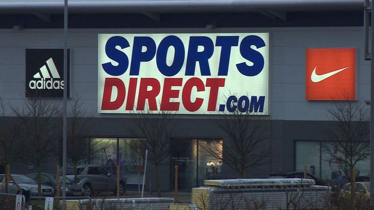 Retailer Sports Direct admits that it searches staff leaving its warehouses, but says it has reduced the amount of time it takes.