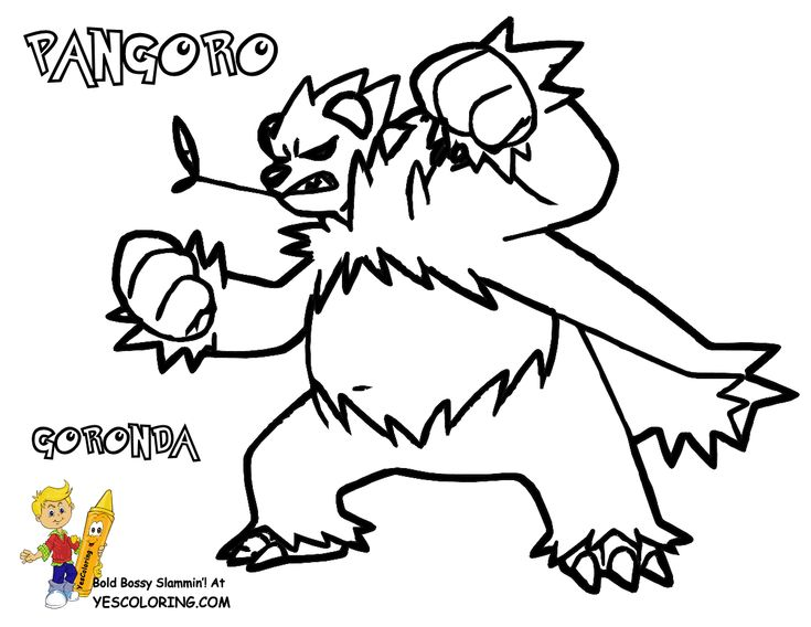 12 Best Popular Pokemon Coloring Pages Images On Pinterest - pokemon y coloring pages
