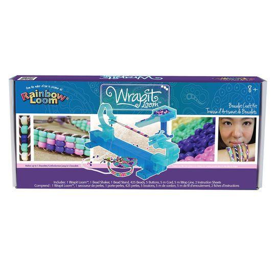 Rainbow Loom® Wrapit Loom™ Bracelet Craft Kit