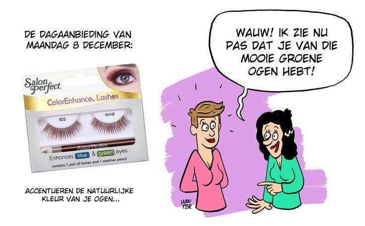 December Dagaanbieding 1 (8 december 2014)
