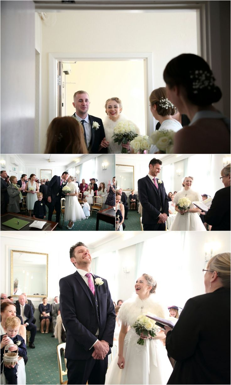 honest fun wedding photography at shire hall cambridge, relaxed informal wedding photography by Rebecca Prigmore