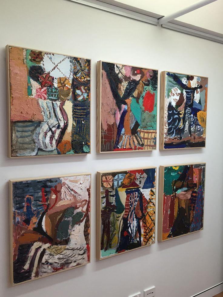 \\ Gallery Installation 4 - James Drinkwater - nandahobbs contemporary