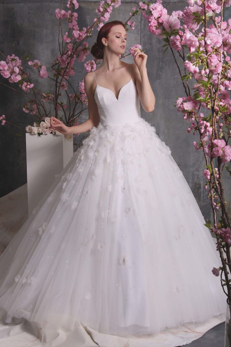 2054 best White Fluff (Wedding Dresses) images on Pinterest ...