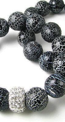 Armbånd med perler fra Veisdesign