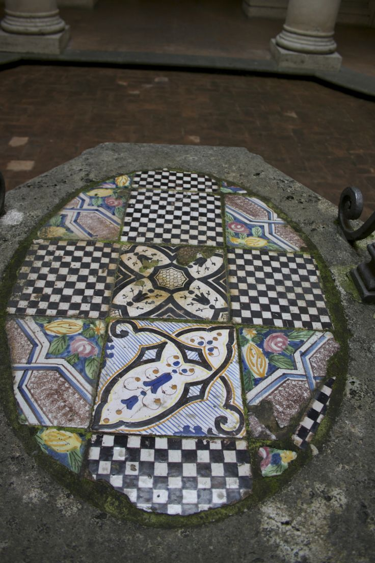 Borromini's San Carlo Alle quartro fontane, Rome