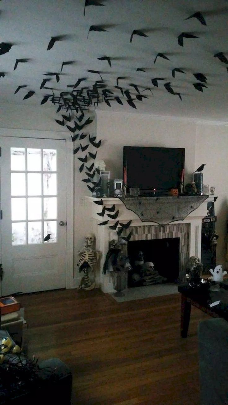 43 Cool Halloween Party Decoration Ideas (18