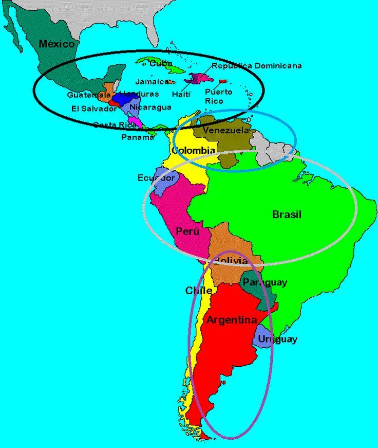 I cerchi della solidarietà dell'America IndioLatina (2011)