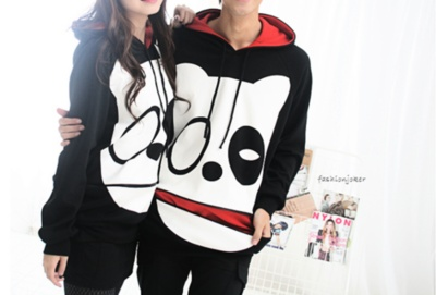 Cute matching hoodies for couples :)