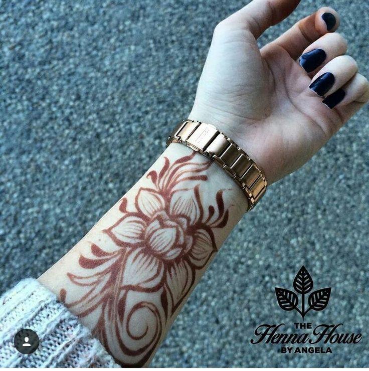 Rose Henna Tattoo Designs On Wrist: The 25+ Best Rose Henna Ideas On Pinterest