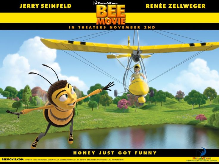 wallpaper images bee movie by Addison Ross