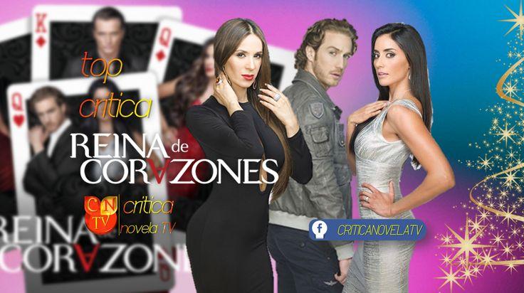 TopCritica: Reina De Corazones - Critica Novela Tv